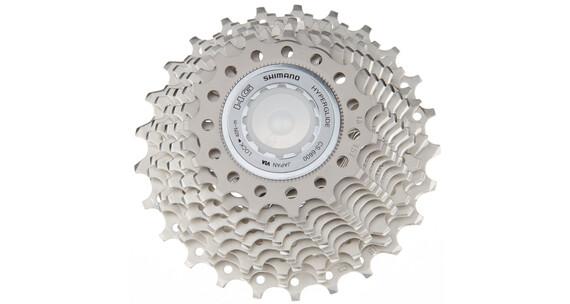 Shimano Ultegra CS-6600 Kaseta rowerowa 10-biegowe 14-25 zębów srebrny